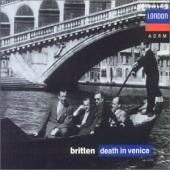 Album artwork for britten: death in venice / Peter Pears