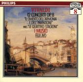 Album artwork for Vivaldi: 12 Concerti op.8 / I Musici