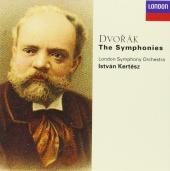 Album artwork for Dvorák: The Symphonies, etc.  / Kertész, LSO