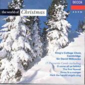 Album artwork for King's College: The World of Christmas