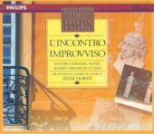 Album artwork for L'INCONTRO IMPROVISO