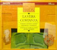 Album artwork for LA VERA CONSTANZA