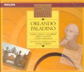 Album artwork for ORLANDO PALADINO