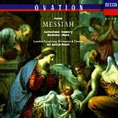 Album artwork for Handel: Messiah (Edition by Julian Herbage)
