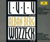 Album artwork for BERG - LULU,  WOZZECK