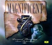 Album artwork for Magnificent 7 - Bernstein conducts Israel Phil. (4