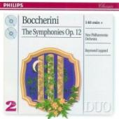 Album artwork for Boccherini: Complete Symphonies Op. 12 / Raymond L