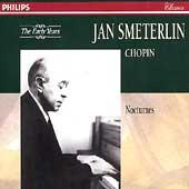 Album artwork for Chopin: Nocturnes / Smeterlin