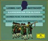 Album artwork for Beethoven: Chamber Music for Winds