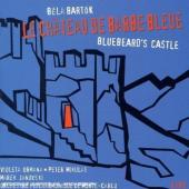 Album artwork for Bartok: BLUEBEARD'S CASTLE