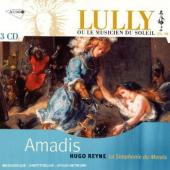 Album artwork for Lully: AMADIS