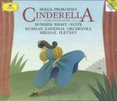 Album artwork for PROKOFIEV: CINDERELLA (COMPLETE), SUMMER NIGHT SUI
