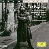 Album artwork for Bryn Terfel: The Vagabond & Other Songs