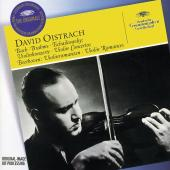 Album artwork for David Oistrakh: Violin Concertos