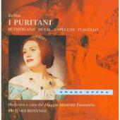Album artwork for Bellini: I Puritani / Sutherland, Duval, Bonynge