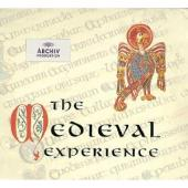 Album artwork for MEDIEVAL EXPERIENCE, GREGORIAN CHANT, TROUBADOURS,