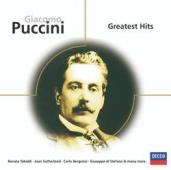 Album artwork for Puccini: Greatest Hits