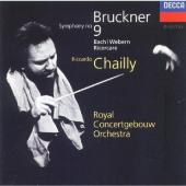 Album artwork for Bruckner: SYMPHONY 9 / Chailly