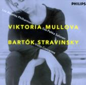 Album artwork for Viktoria Mullova: Bartok / Stravinsky
