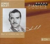 Album artwork for Great Pianists of the 20th Century: Bolet Vol.10