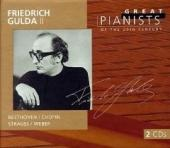 Album artwork for Gulda:GREAT PIANISTS OF 20TH CENTURY, VOL. 41