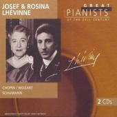 Album artwork for GREAT PIANISTS OF THE 20TH CENTURY, VOL. 64