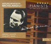 Album artwork for Michelangeli: Great Pianists of the 20th Century