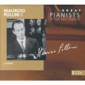 Album artwork for GREAT PIANISTS VOL. 79 Pollini vol. 2