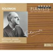 Album artwork for Great Pianists of the 20th Century, Vol. 92 / Solo