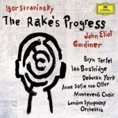 Album artwork for STRAVINSKY - RAKE'S PROGRESS