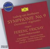 Album artwork for Beethoven: Symphony No.9 / Fricsay