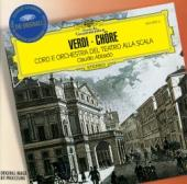 Album artwork for VERDI: CHORUSES