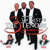 Album artwork for The Best of the 3 Tenors