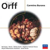 Album artwork for Orff: Carmina Burana (Dorati)
