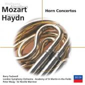 Album artwork for HORN CONCERTOS
