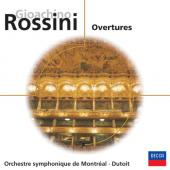 Album artwork for Rossini: Overtures (Dutoit)