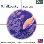 Album artwork for Tchaikovsky: Swan Lake (Bonynge)