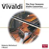 Album artwork for Vivaldi: The Four Seasons, Violin Concerti
