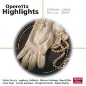 Album artwork for Operetta Highlights