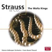 Album artwork for The Waltz Kings - Strauss & Co.