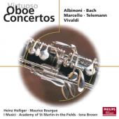 Album artwork for Virtuoso Oboe Concertos
