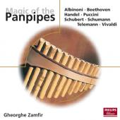 Album artwork for Gheorghe Zamfir: Magic of the Panpipes