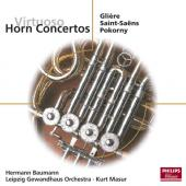 Album artwork for VIRTUOSO HORN CONCERTOS