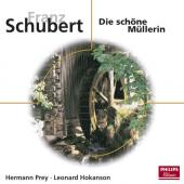 Album artwork for SCHUBERT: DIE SCHONE MULLERIN