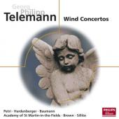 Album artwork for WIND CONCERTOS