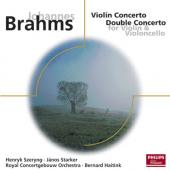 Album artwork for VIOLIN CONCERTO, DOUBLE CONCERTO