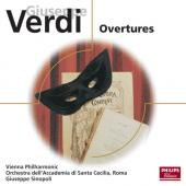 Album artwork for OVERTURES