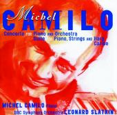 Album artwork for Michel Camilo: Concerto for Piano & Orchestra etc