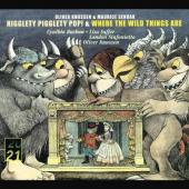 Album artwork for HIGGLETY PIGGLETY & WHERE THE WILD THINGS ARE