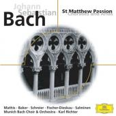 Album artwork for Bach: St. Matthew Passion, Choruses and Arias